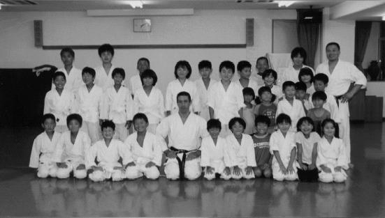Pedro Pinar en Japón